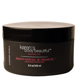 Karen's Body Beautiful Hold It Hair Gel w/ Argan Oil