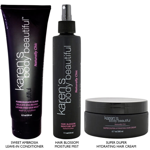 Karen's Body Beautiful Healthy Hair Maintenance