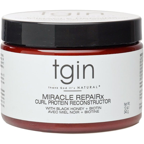 Tgin Miracle RepairX Curl Protein Reconstructor