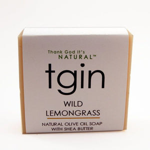 Tgin Natural Natural Soap with Shea Butter and Olive Oil