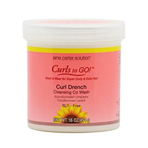 Jane Carter Solution Curls to Go Curl Drench Cleansing Co-Wash