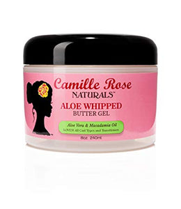 Camille Rose Naturals Aloe Whipped Butter Gel