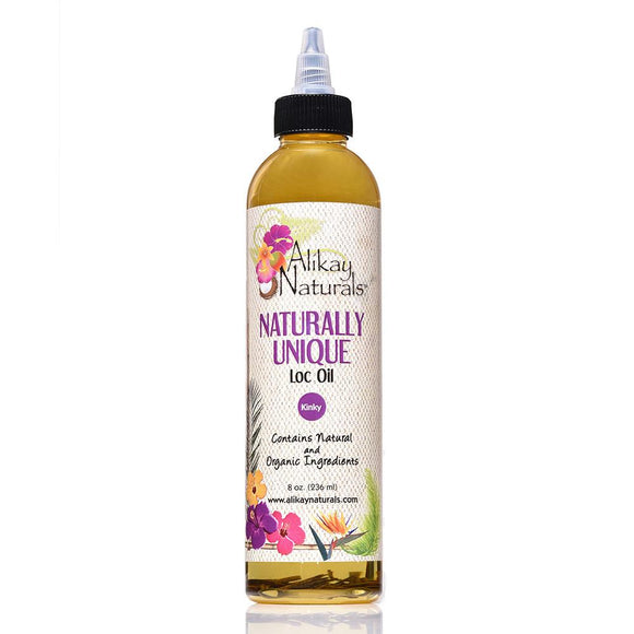 Alikay Naturals Naturally Unique Loc Oil