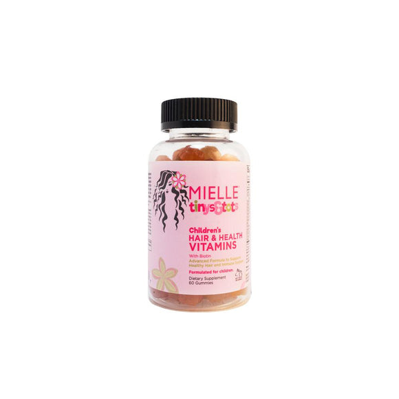 Mielle Organics Children's Hair and Health Vitamins