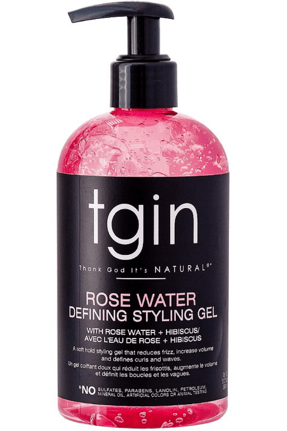 Tgin Rose Water Defining Style Gel