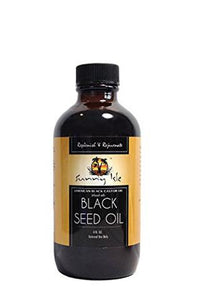 Sunny Isle Jamaican Black Castor Oil with Black Seed Oil