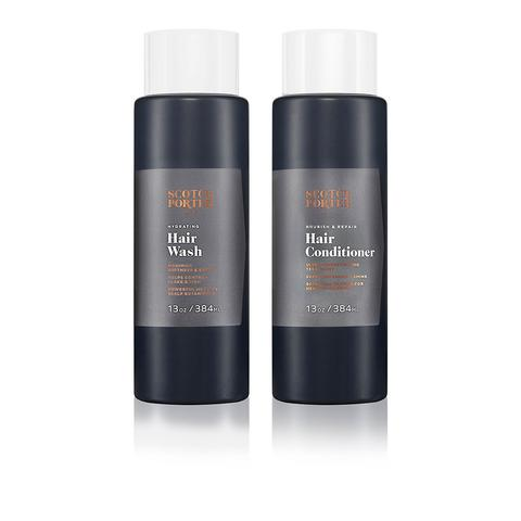 Scotch Porter Daily Hair Care Bundle