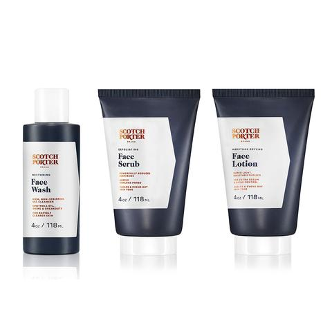 Scotch Porter Face Care Collection