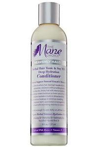 The Mane Choice Heavenly Halo Herbal Hair Tonic & Soy Milk Deep Hydration Conditioner