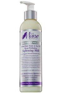 The The Mane Choice Heavenly Halo Herbal Hair Tonic & Soy Milk Deep Hydration Softening Milk