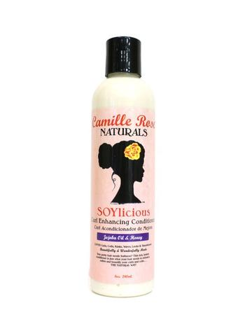 Camille Rose Naturals SOYilicous Curl Enhancing Conditioner