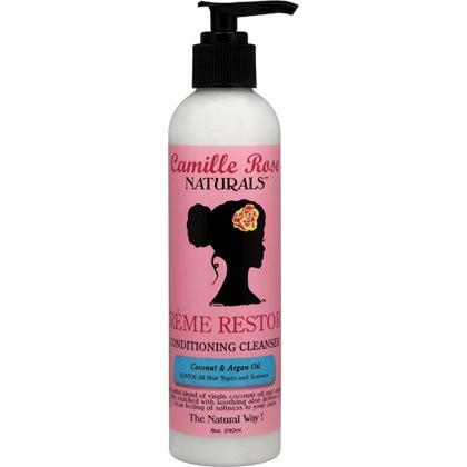 Camille Rose Naturals Creme Restore Conditioning Cleanser
