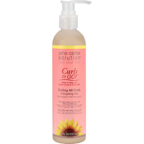 Jane Carter Solution Curls to Go Curl Coiling All Curls Elongating Gel