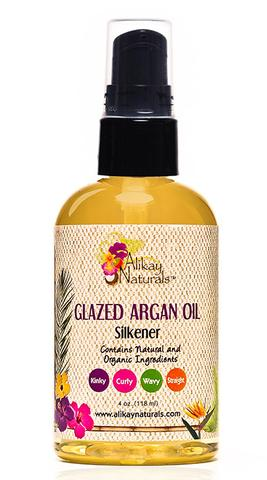 Alikay Naturals Glazed Argan Oil Silkener