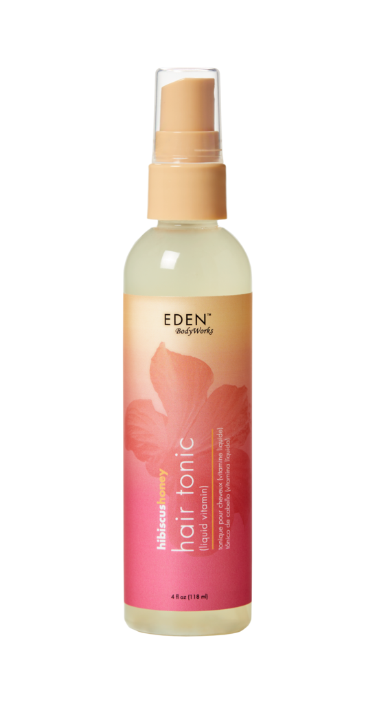 Eden Bodyworks Hibiscus Honey Hair Tonic (Topical Liquid Vitamin)