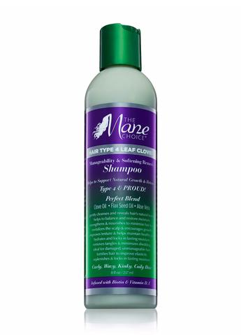 The Mane Choice Hair Type 4 Clover Leaf Shampoo
