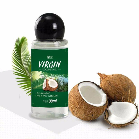 Coconut Oil Extract-Skin and hair care - mymhappybuy