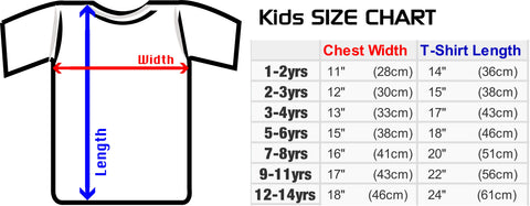 Check UK, Europe, US Men Women Kids Hoodie Clothes Size Chart