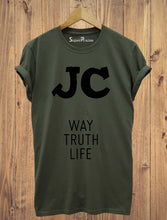 Jesus the way the truth the life T Shirt
