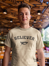 Believer Jesus Christ Christian Fish Sign Christian T Shirt - SuperPraiseChristian