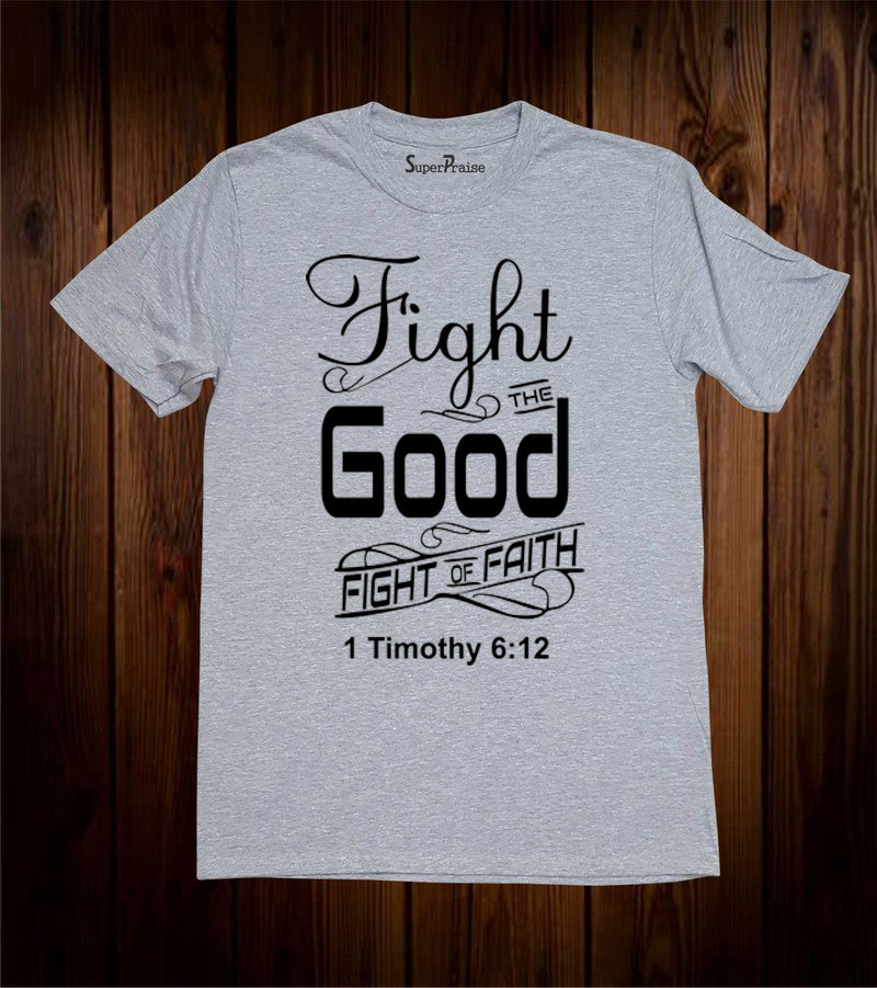 The Good Fight T Shirt