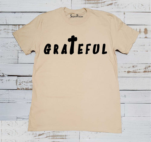 Grateful Christian T Shirt
