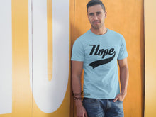 Hope Slogan Jesus Christ Christian T-shirt - Super Praise Christian
