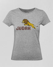 Christian Jesus Women T Shirt The Lion of Judah