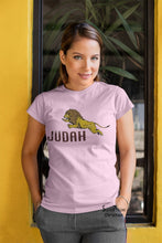 The Lion of Judah Women T Shirt