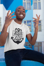 Jesus Is The Anchor to My Soul Christian T Shirt - SuperPraiseChristian