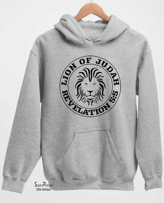 Lion Of Judah Revelation Long Sleeve T Shirt Sweatshirt Hoodie