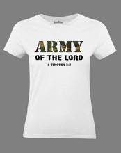 Christian Women T Shirt The Lord Timothy