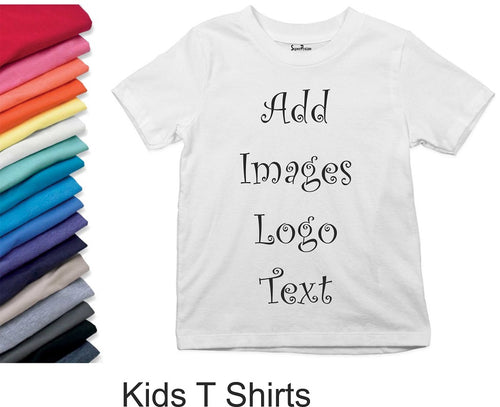 Custom Kids T Shirts