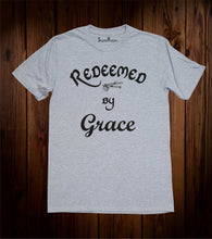 Redeem By Grace Jesus Christian Grey T Shirt