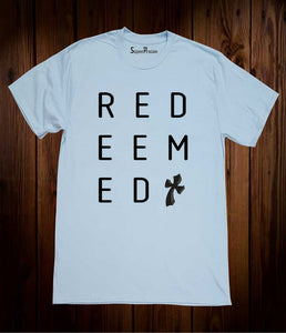 Redeemed Cross T Shirt