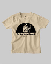 Kids The Lord Is My Shepherd Psalm 23 Faith jesus Christian T Shirt