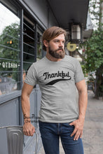 Thankful Christian Jesus Christ Thanksgiving Easter Christmas T Shirt - Super Praise Christian