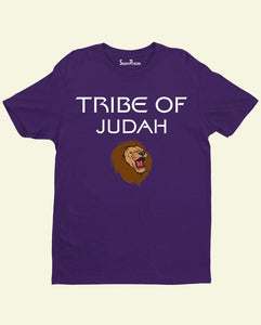 Lion of the tribe of Judah T Shirt