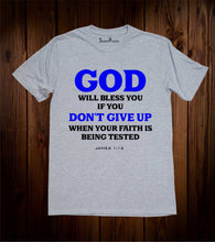 You Do Not Give Up Christian Grey T Shirt