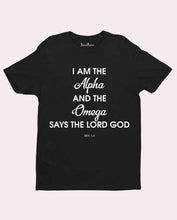 Alpha And Omega T Shirt