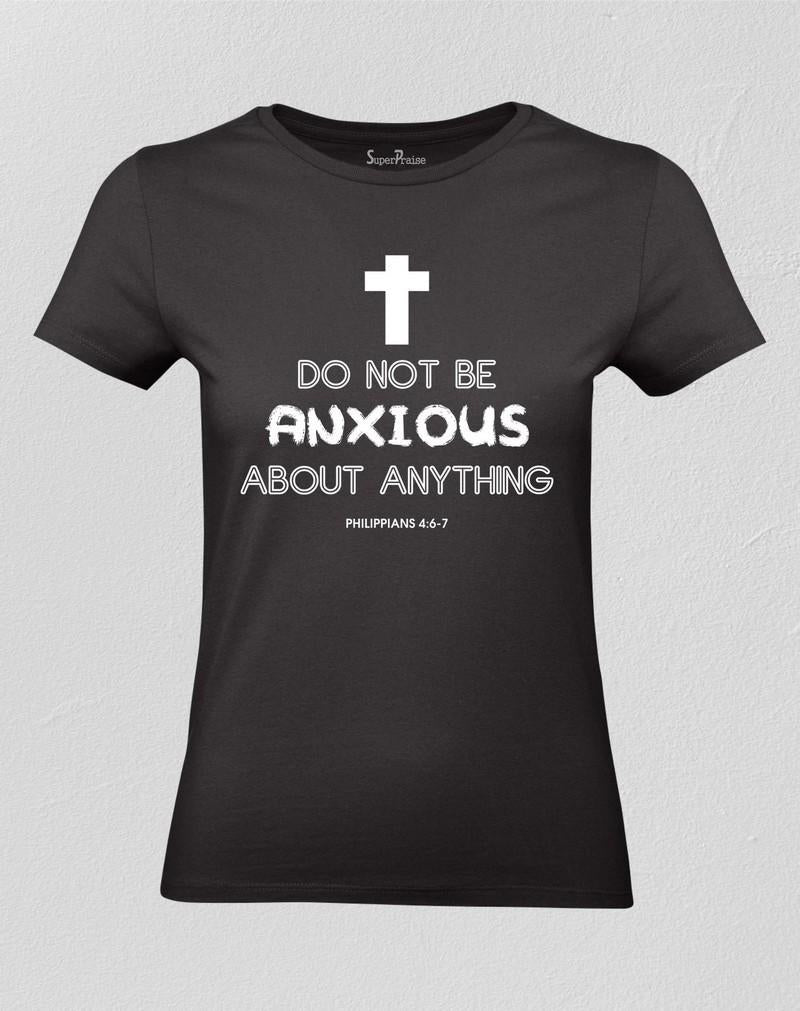 Anxious Women T shirt