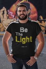 Be the Light Christian T shirt - Super Praise Christian