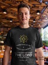 Who Fears the Lord Christian T shirt - Super Praise Christian