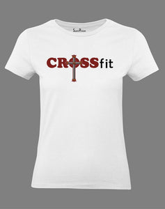 Crossfit Girls Christian T Shirt