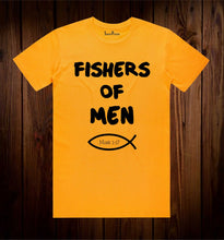 Fishers Of Men Gospel T Shirt Mark 1:17