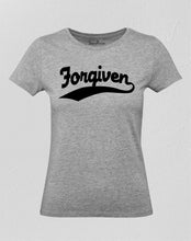 Forgiven Christian Women T Shirt
