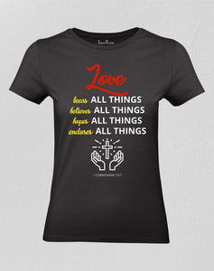 Hope All Things Women T shirt