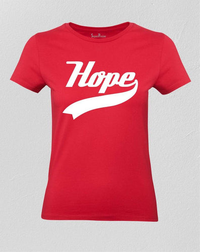 Hope Christian Women T Shirt