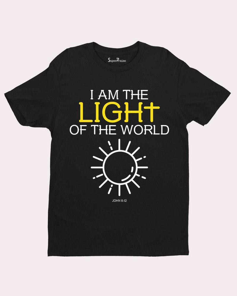 I Am The Light Of the Worlds T Shirt