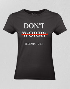 Jeremiah 29:11 Women T shirt